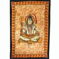 "Tenture Indienne ""Shiva"" (tmm273)"