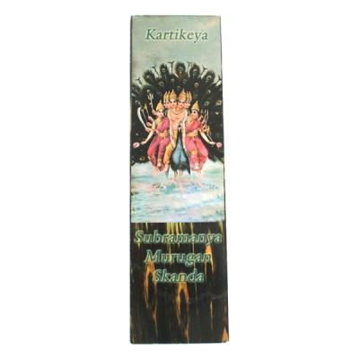 """Marque-page """"Kartikeya"""""""