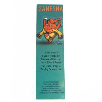 """Marque-page """"Ganesh"""""""