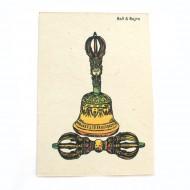 "Carte Postale ""Bel & Bajra""'"