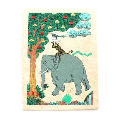 """Carte Postale """"Spiritual Friends""""'"""