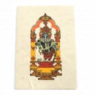 "Carte Postale ""Ganesh""'"