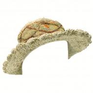 Chapeau d'été - chanvre et coton (chnep06)