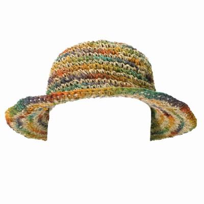 Chapeau d'été - chanvre et coton (chnep09)