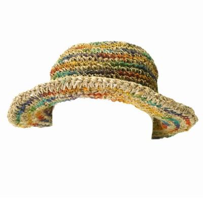 Chapeau d'été - chanvre et coton (chnep10)