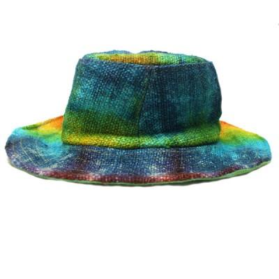 Chapeau d'été en chanvre (chnep14)