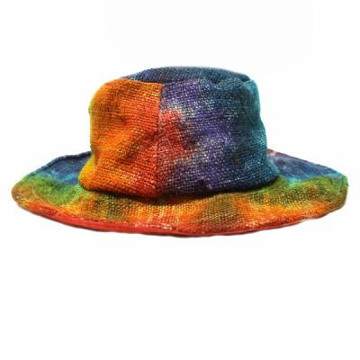 Chapeau d'été en chanvre (chnep15)