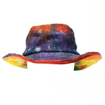 Chapeau d'été en chanvre (chnep16)
