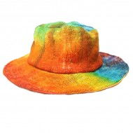 Chapeau d'été en chanvre (chnep17)