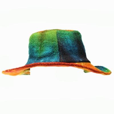 Chapeau d'été en chanvre (chnep18)