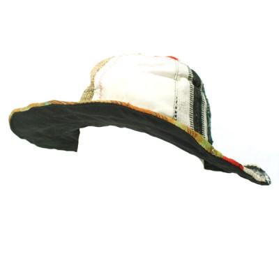 Chapeau d'été - chanvre et coton (chnep22)