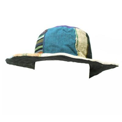 Chapeau d'été - chanvre et coton (chnep24)
