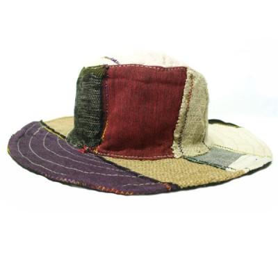 Chapeau d'été - chanvre et coton (chnep25)