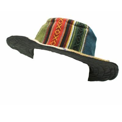 Chapeau d'été - chanvre et coton (chnep26)