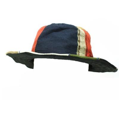 Chapeau d'été - chanvre et coton (chnep28)