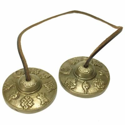 Cymbales Tibétaines