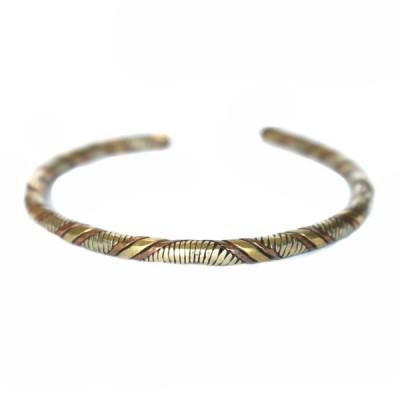 Bracelet Artisanal en Cuivre (brin01c)