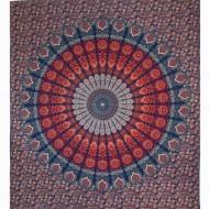"Tenture Murale ""India"" (tgm189)"