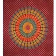 "Tenture Murale ""India"" (tgm190)"