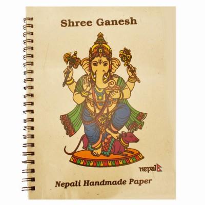 """Carnet népalais """"Ganesh"""""""