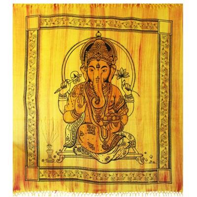 "Tenture ""Ganesh"" - Tenture Brossée (tgm191)"