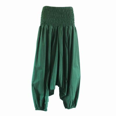 Pantalon Sarouel Femme - Vert(10/2)