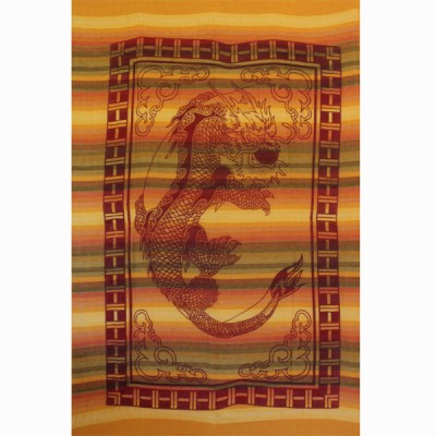 "Tenture Murale""Dragon"" (tmm112/2)"