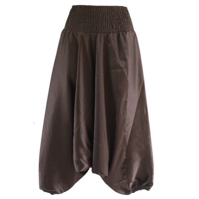 Pantalon Sarouel Enfant -marron (sarenf02/2mr)