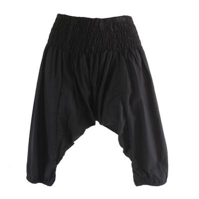 Pantalon Sarouel Enfant -noir (senf01/2n)