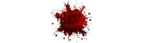 Tentures rouges