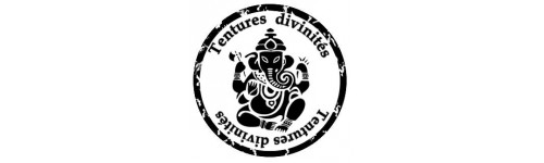 Tentures de divinités