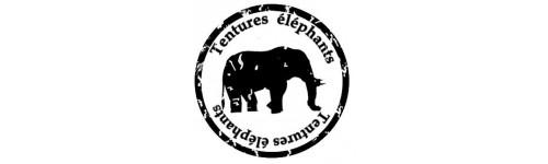 Tentures éléphant