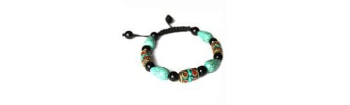 Bracelets style Tibétain