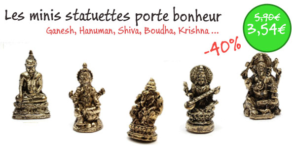 statuettes hindoues