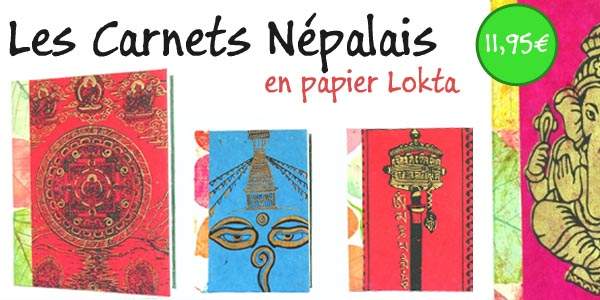 carnets népalais